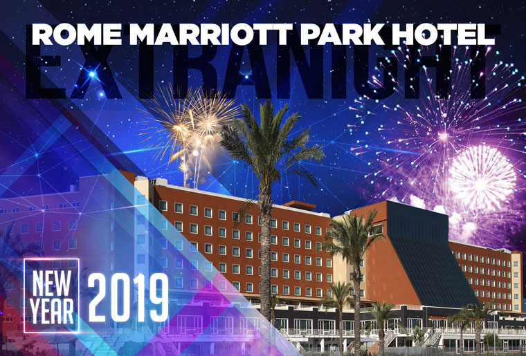 Capodanno Hotel Marriott Roma Extranight